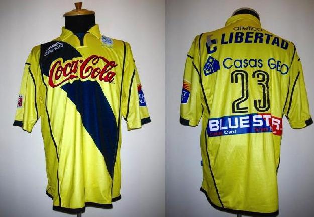 Foro de la Liga de Ascenso del futbol Mexicano. - ((off Topic))la evolucion  de la playera de tu equipo - El Primero Foro de la Liga De Ascenso f77d36a21efb4