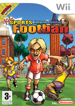 Screens Zimmer 3 angezeig: wii football games