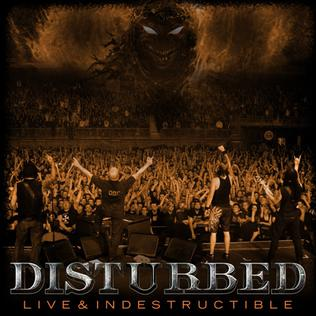<i>Live & Indestructible</i> EP by Disturbed