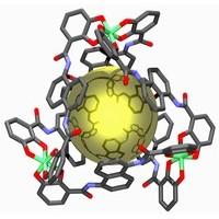 M4L6 supramolecular cluster