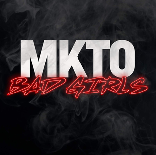 Bad Girls (MKTO song) 2015 single by MKTO