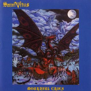 <i>Mournful Cries</i> 1988 studio album by Saint Vitus