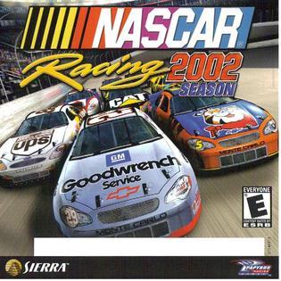 Nascar Racing on Nascar Simulator Pc