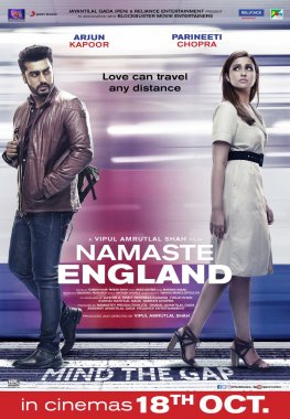 Download Namaste England (2018) Hindi 480p |720p HDRip