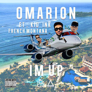 Omarion featuring French Montana and Kid Ink — I'm Up (studio acapella)
