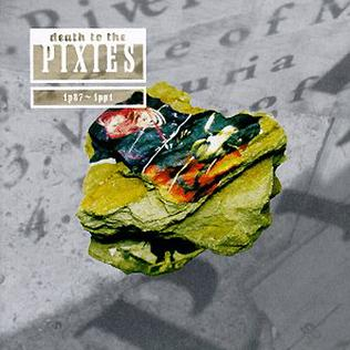 <i>Death to the Pixies</i> 1997 greatest hits album by Pixies