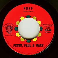 Puff, the Magic Dragon 1963 song by Peter, Paul and Mary