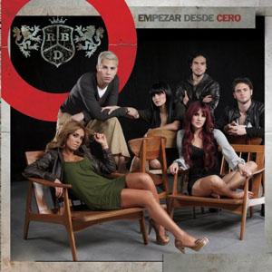 <i>Empezar Desde Cero</i> album by RBD