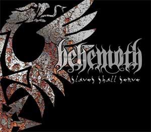 <i>Slaves Shall Serve</i> extended play by Behemoth