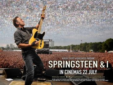 Bruce Springsteen Blue Suede Shoes