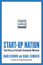Picture of a book: Start-Up Nation