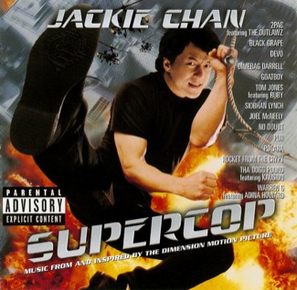 Supercop (soundtrack)