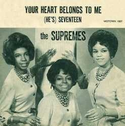 Your Heart Belongs to Me 1962 single by The Supremes