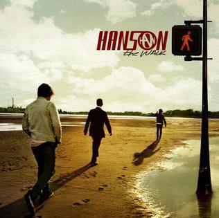<i>The Walk</i> (album) 2007 studio album by Hanson