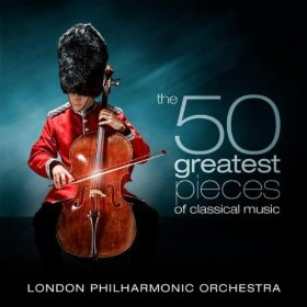 <i>The 50 Greatest Pieces of Classical Music</i> 2009 studio album by the London Philharmonic Orchestra