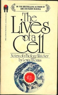 an analysis of the book the lives of a cell notes of a biology watcher written by lewis thomas Lives of a cell notes of a biology watcher is collection of 29 essays written by lewis thomas the lives of a cell: notes of a biology watcher, this book.