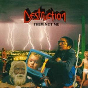 <i>Them Not Me</i> 1995 EP by Destruction