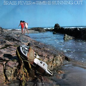 <i>Time Is Running Out</i> (album) album by Brass Fever