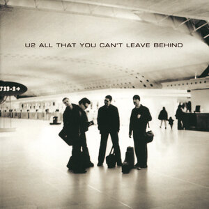 <i>All That You Cant Leave Behind</i> 2000 studio album by U2