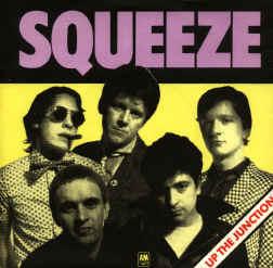 Titelbild des Gesangs Up the Junction von Squeeze