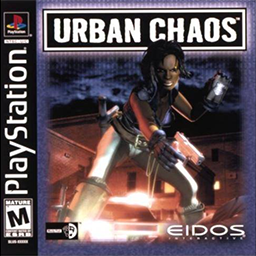 <i>Urban Chaos</i> video game