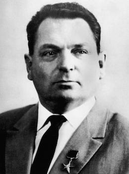 Soviet engineer