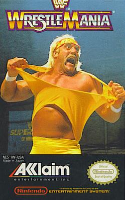 Wwf Wrestlemania 1989 Video Game Wikipedia