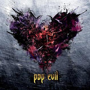 <i>War of Angels</i> 2011 studio album by Pop Evil