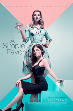 A Simple Favor Film Wikipedia