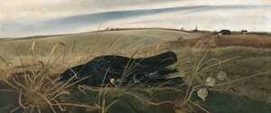 <i>Winter Fields</i> (painting) painting by Andrew Wyeth