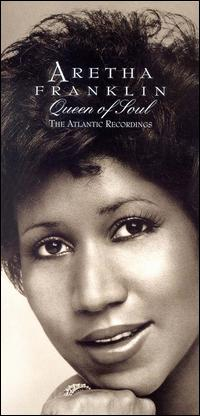 Queen of Soul: The Atlantic Recordings artwork