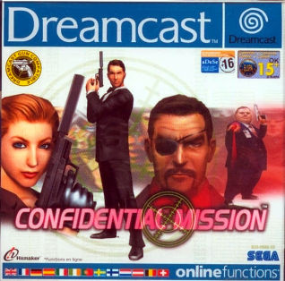 <i>Confidential Mission</i> 2001 video game