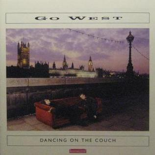 <i>Dancing on the Couch</i> 1987 studio album by Go West