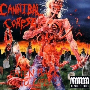 <i>Eaten Back to Life</i> 1990 studio album by Cannibal Corpse