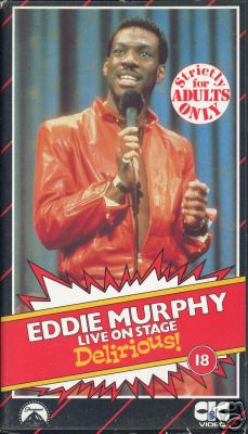 Picture of a movie: Eddie Murphy Delirious