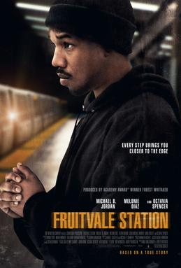Movie release poster for Fruitvale Station, courtesy Significant Productions OG Project