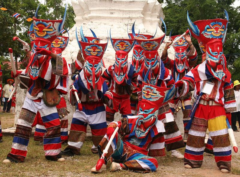 Pi Tha Kon Festival
