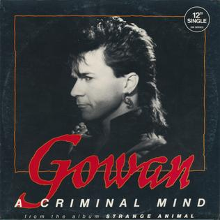 A Criminal Mind