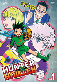 Hunter × Hunter (2011 TV series) - Wikipedia