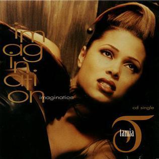 Imagination (Tamia song) 1998 single by Tamia