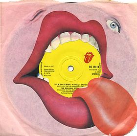 1974 single by The Rolling Stones