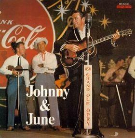 <i>Johnny & June</i> 1978 compilation album by Johnny Cash