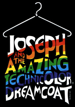 Image result for Joseph and his amazing technicolour dreamcoat
