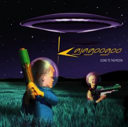 <i>Gone to the Moon</i> 2008 studio album by Kajagoogoo
