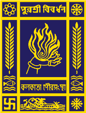 Official seal of Kolkata