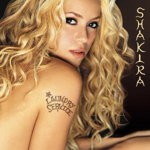 <i>Laundry Service</i> 2001 studio album by Shakira