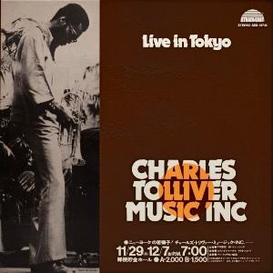 <i>Live in Tokyo</i> (Charles Tolliver album)