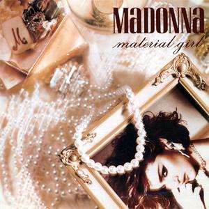 1985 single by Madonna