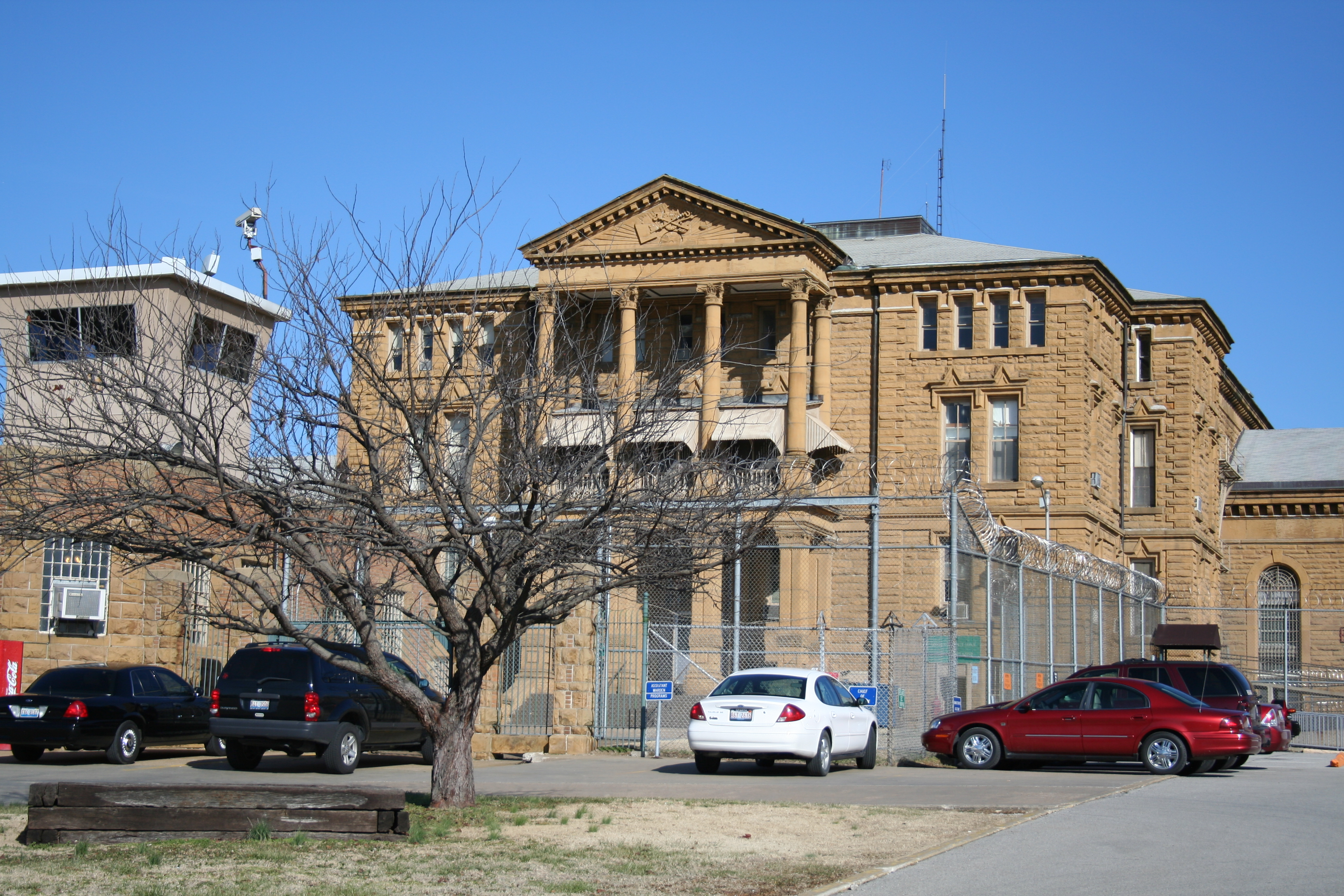 Joliet Correctional Center Tour