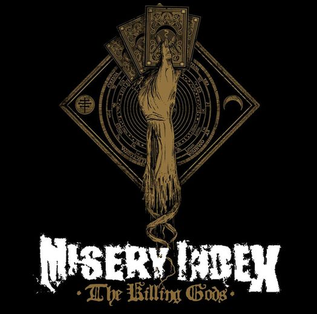 <i>The Killing Gods</i> 2014 studio album by Misery Index